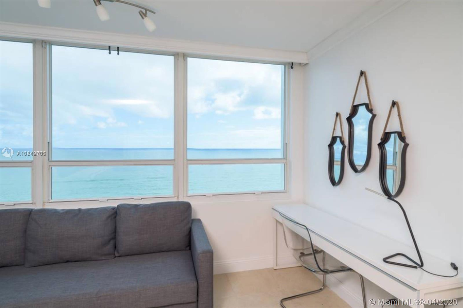 5445 Collins Ave # 601, Miami Beach, Florida 33140, ,1 BathroomBathrooms,Residential Lease,For Rent,5445 Collins Ave # 601,A10842700