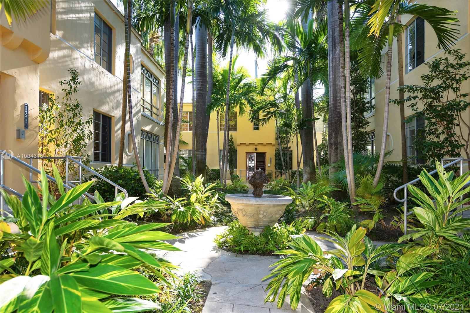1570 Meridian Ave # 8, Miami Beach, Florida 33139, 1 Bedroom Bedrooms, ,2 BathroomsBathrooms,Residential,For Sale,1570 Meridian Ave # 8,A10843131