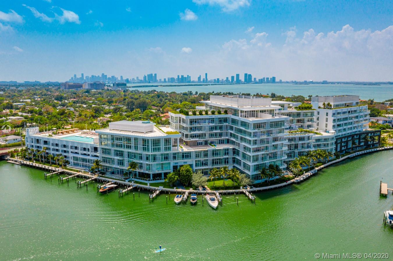 The Ritz Carlton Residences #319 - 4701 Meridian #319, Miami Beach, FL 33140