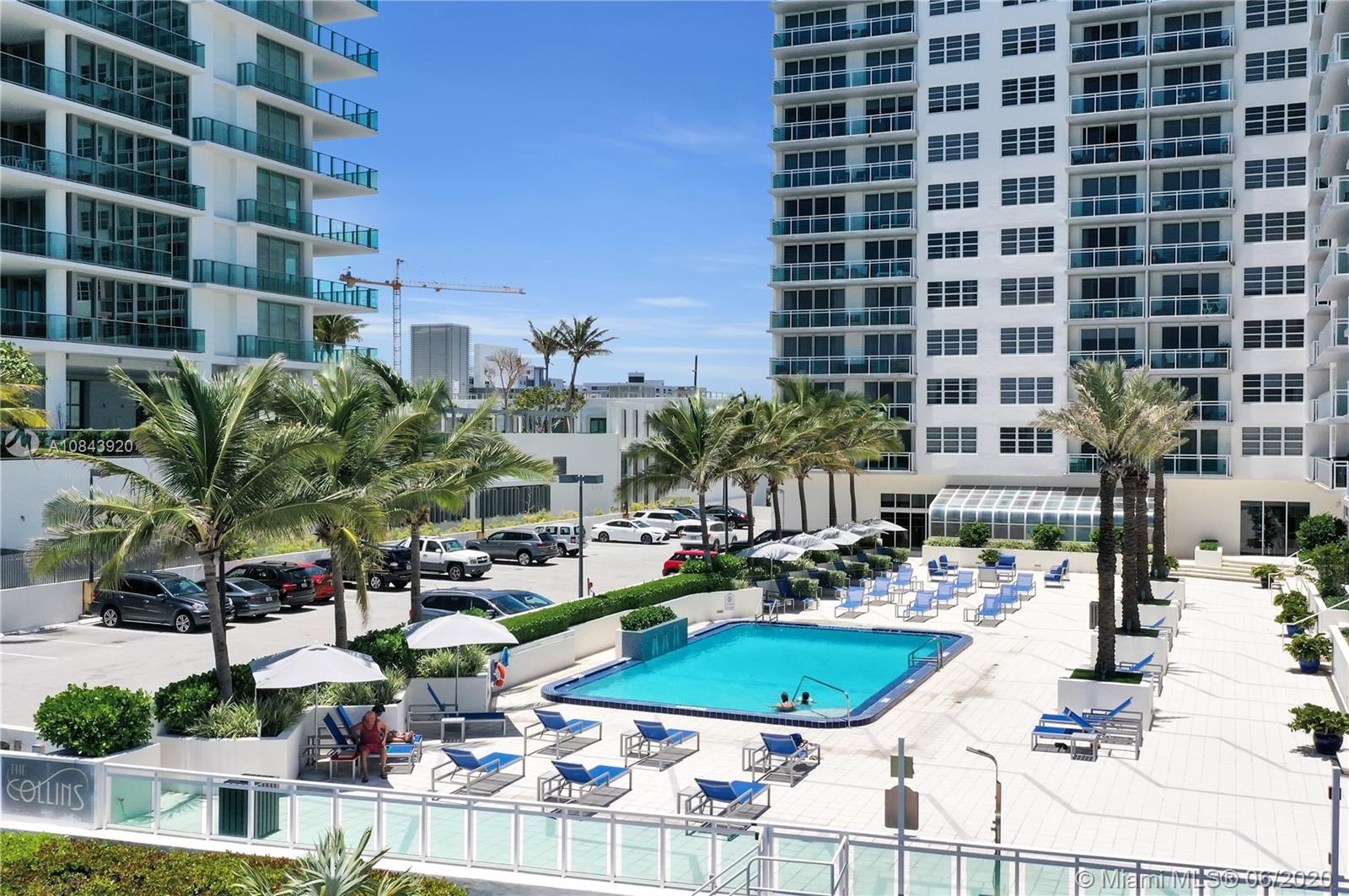 The Collins #906 - 6917 Collins Ave #906, Miami Beach, FL 33141
