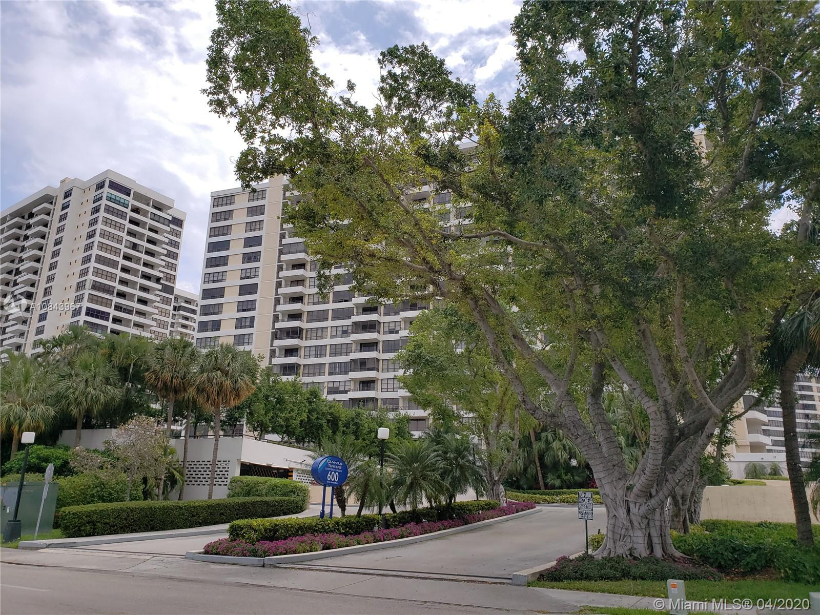 Olympus B #1502 - 600 Three Islands Blvd #1502, Hallandale Beach, FL 33009