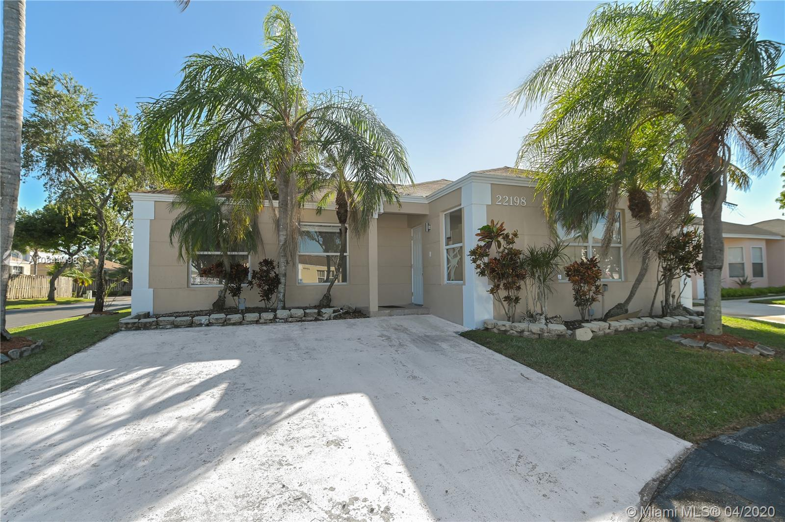 22198 SW 98th Pl, Cutler Bay, Florida 33190, 3 Bedrooms Bedrooms, ,2 BathroomsBathrooms,Residential,For Sale,22198 SW 98th Pl,A10844498