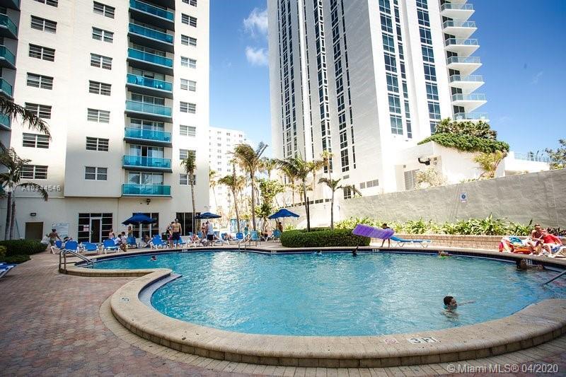Sian Ocean Residences #4J - 4001 S Ocean Dr #4J, Hollywood, FL 33019