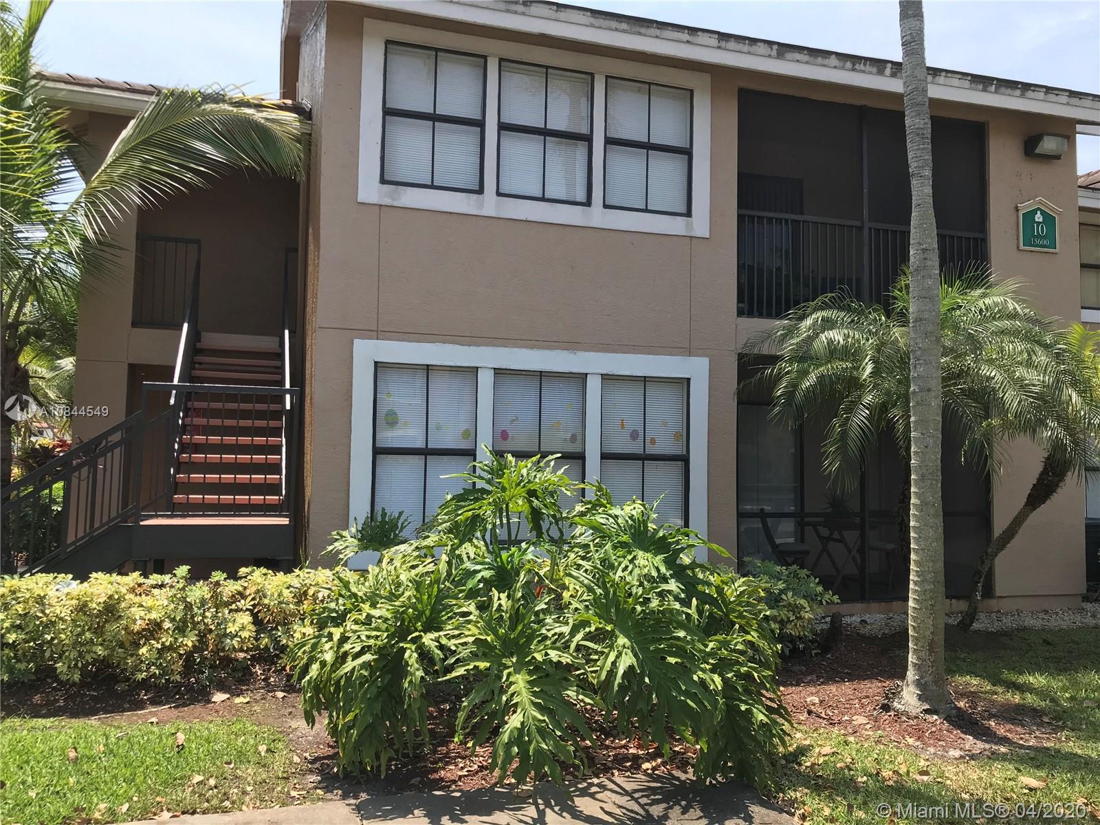 15600 SW 106 Lane # 1002, Miami, Florida 33196, 2 Bedrooms Bedrooms, ,2 BathroomsBathrooms,Residential,For Sale,15600 SW 106 Lane # 1002,A10844549