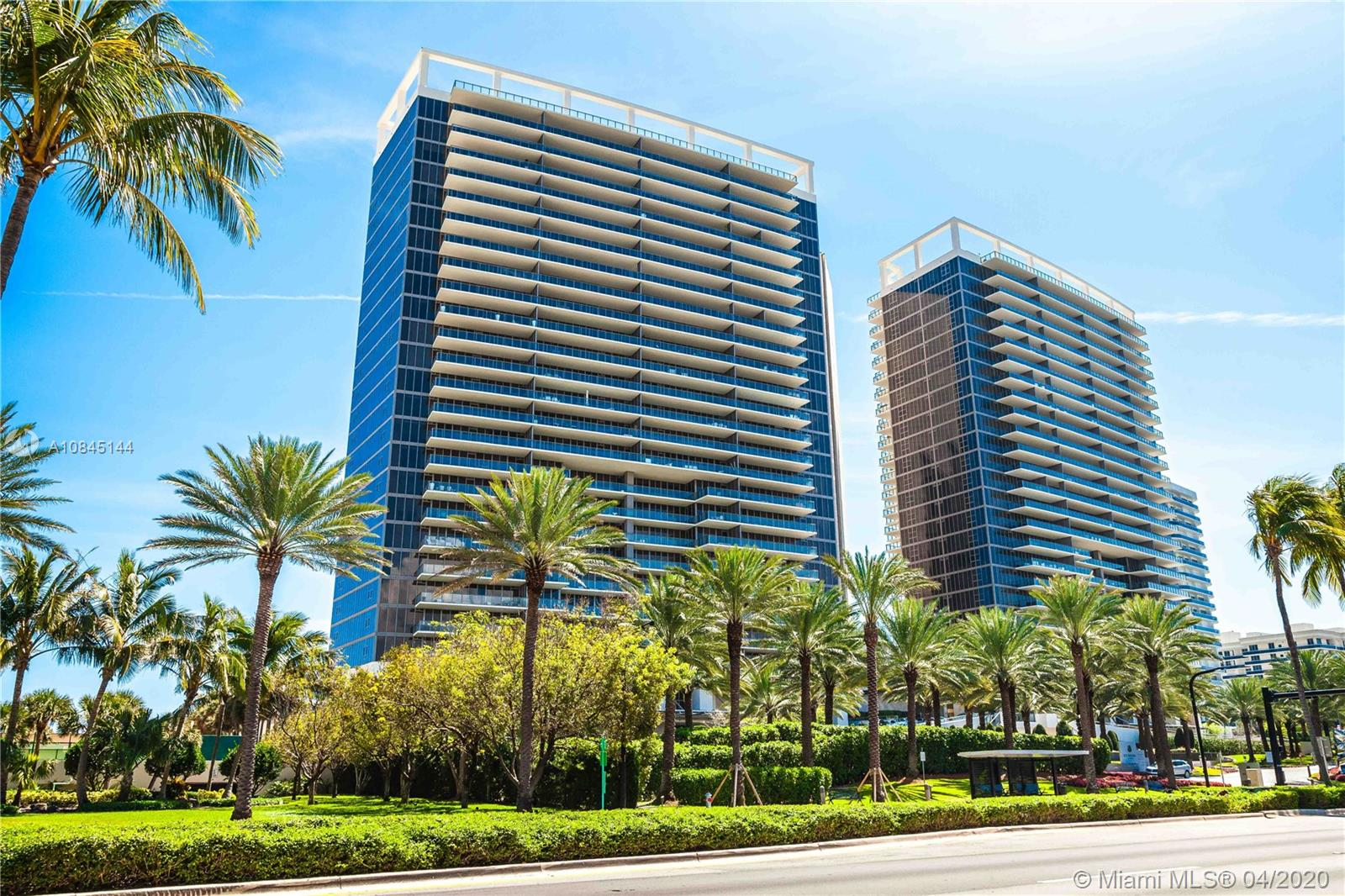 image #1 of property, Bal Harbour North South C, Unit 2503N