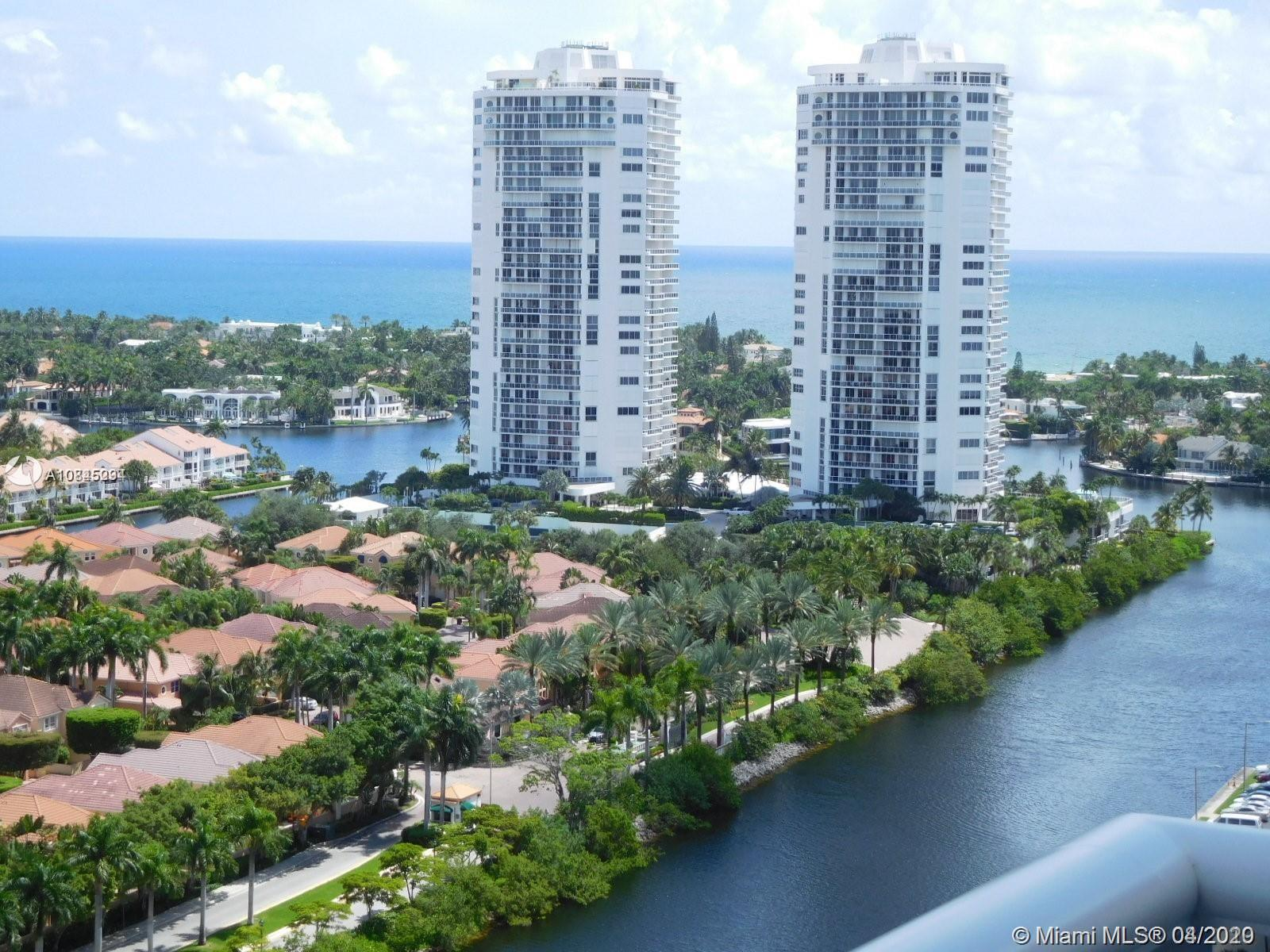 Eldorado Tower One #2301 - 3625 N Country Club Dr #2301, Aventura, FL 33180