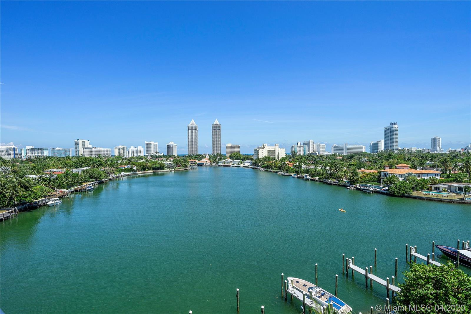 The Ritz Carlton Residences #502 - 4701 Meridian #502, Miami Beach, FL 33140