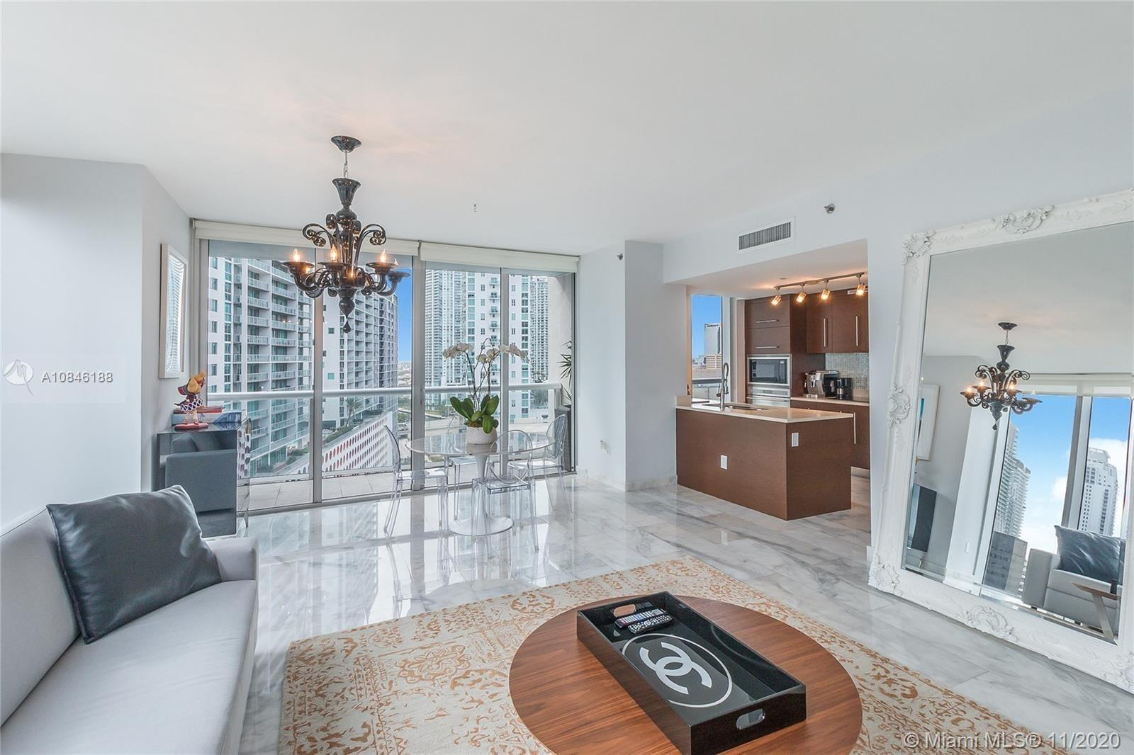 Icon Brickell 3 #1708 - 485 Brickell Ave #1708, Miami, FL 33131