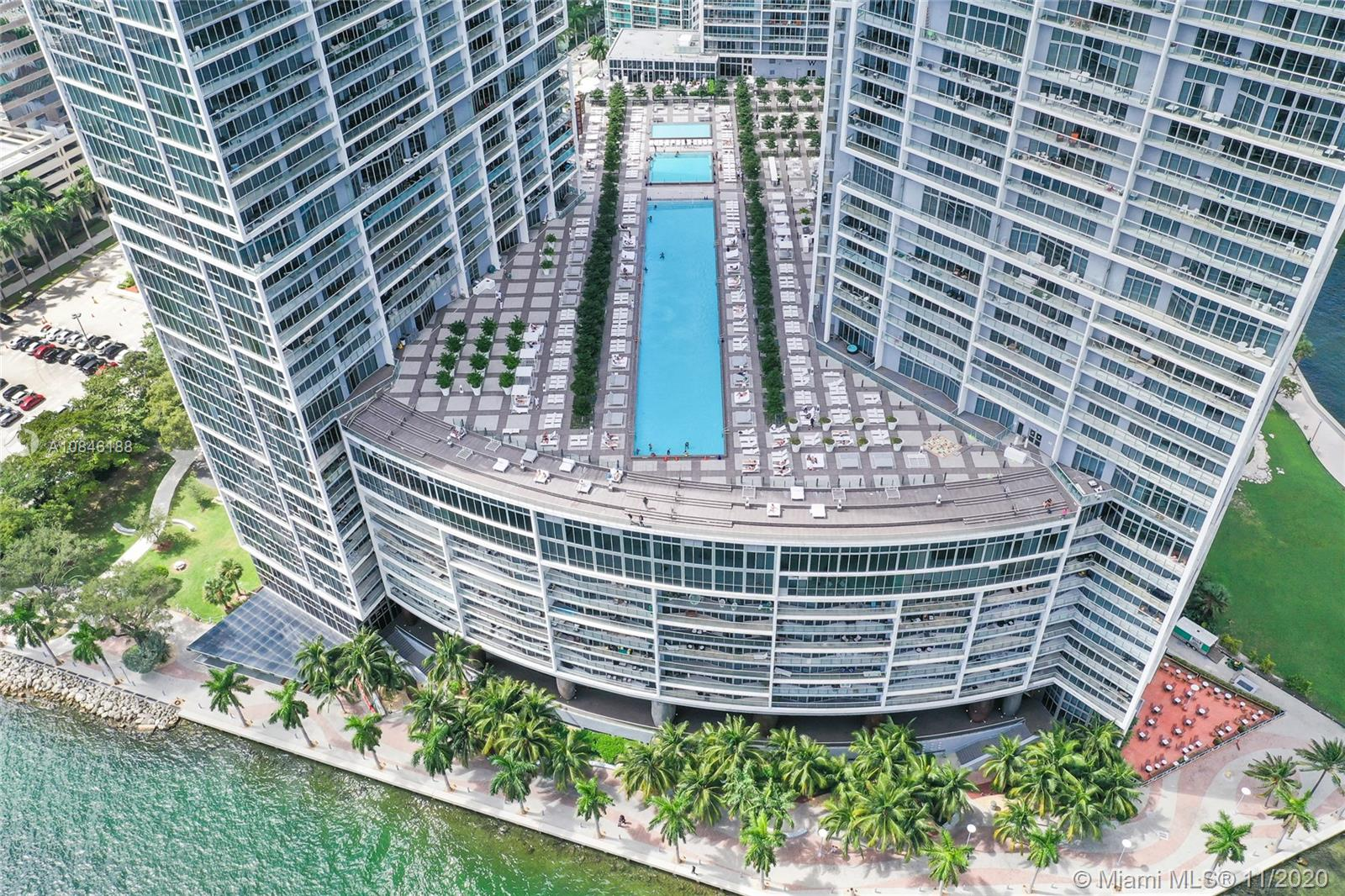 Photo of 485 Brickell Ave #1708 listing for Sale