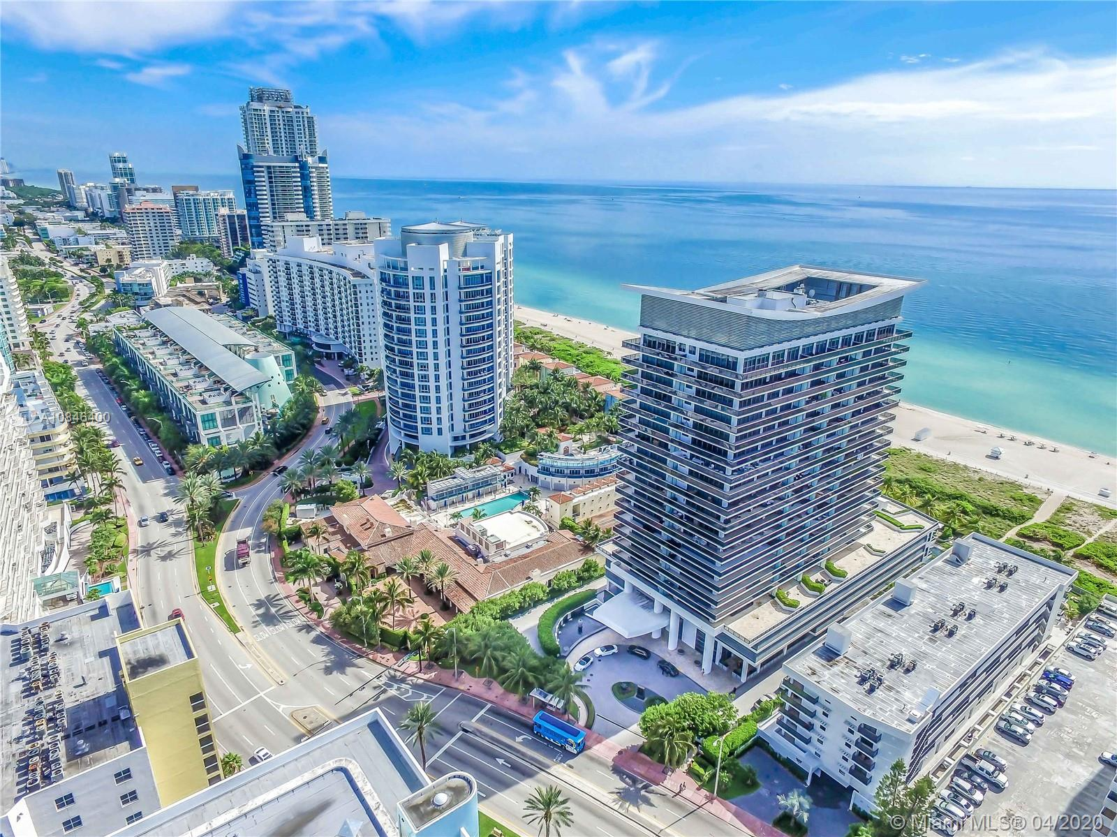 Photo of 5875 Collins Ave #507 listing for Sale