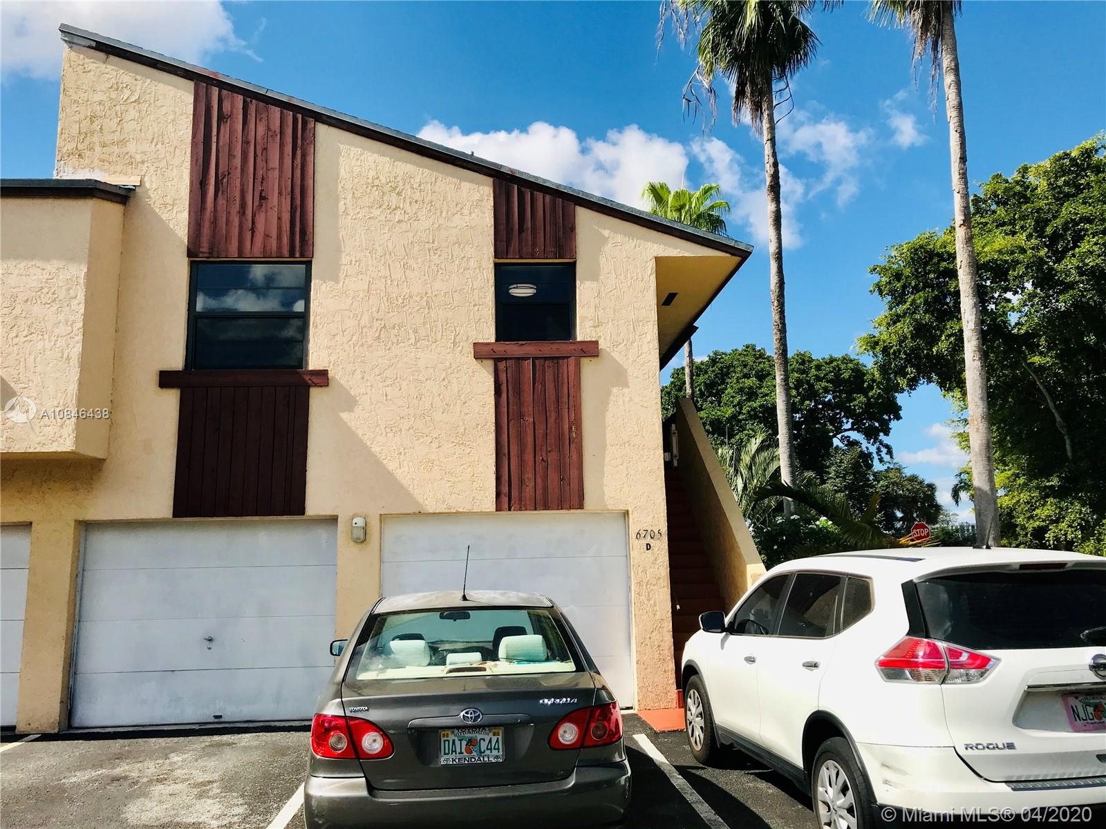 6705 SW 137th Ct # 13D, Miami, Florida 33183, 3 Bedrooms Bedrooms, ,2 BathroomsBathrooms,Residential,For Sale,6705 SW 137th Ct # 13D,A10846438