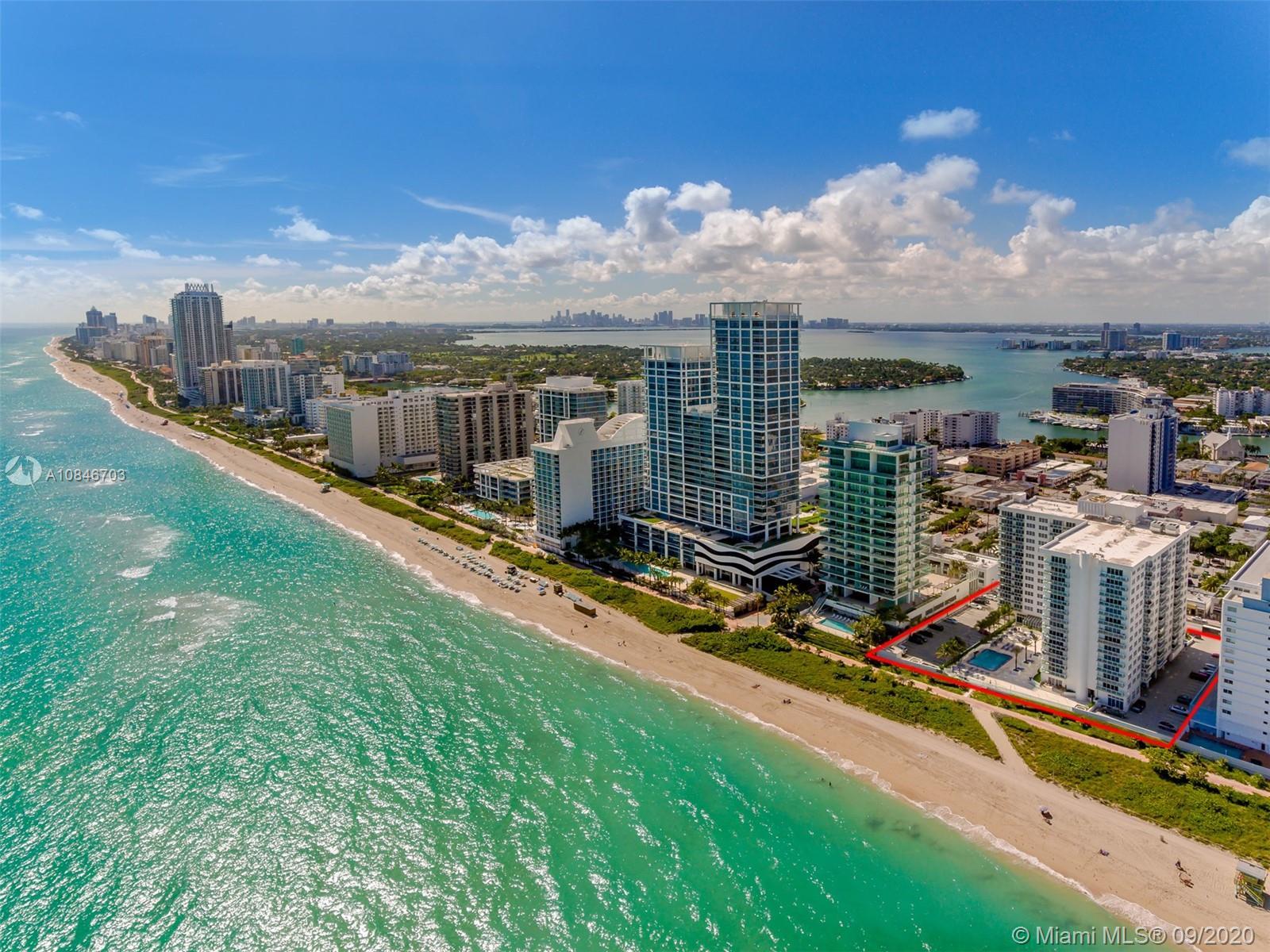 The Collins #809 - 6917 Collins Ave #809, Miami Beach, FL 33141