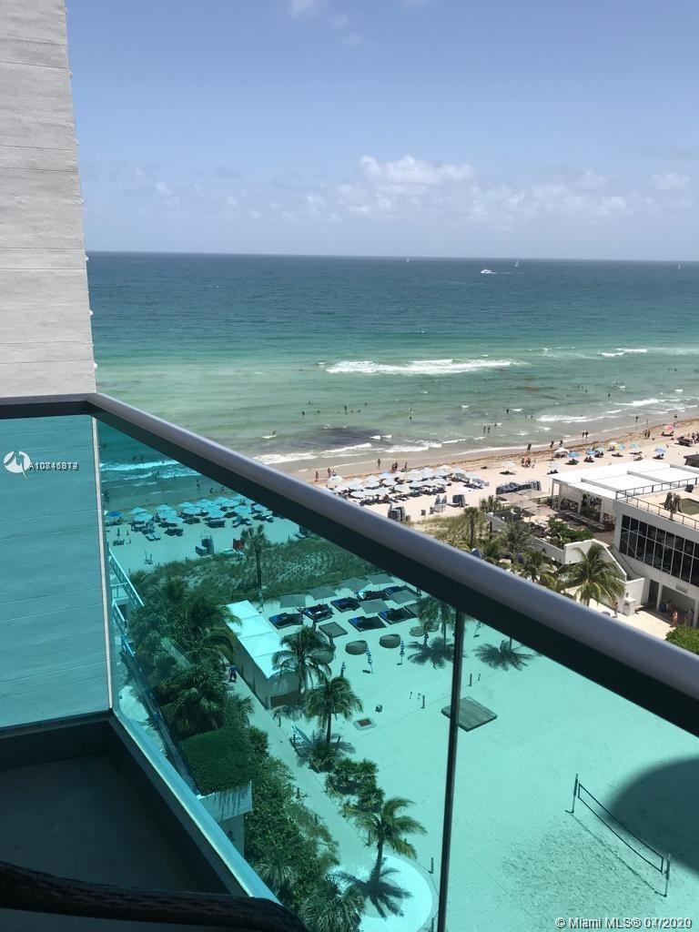 Sian Ocean Residences #12R - 4001 S Ocean Dr #12R, Hollywood, FL 33019