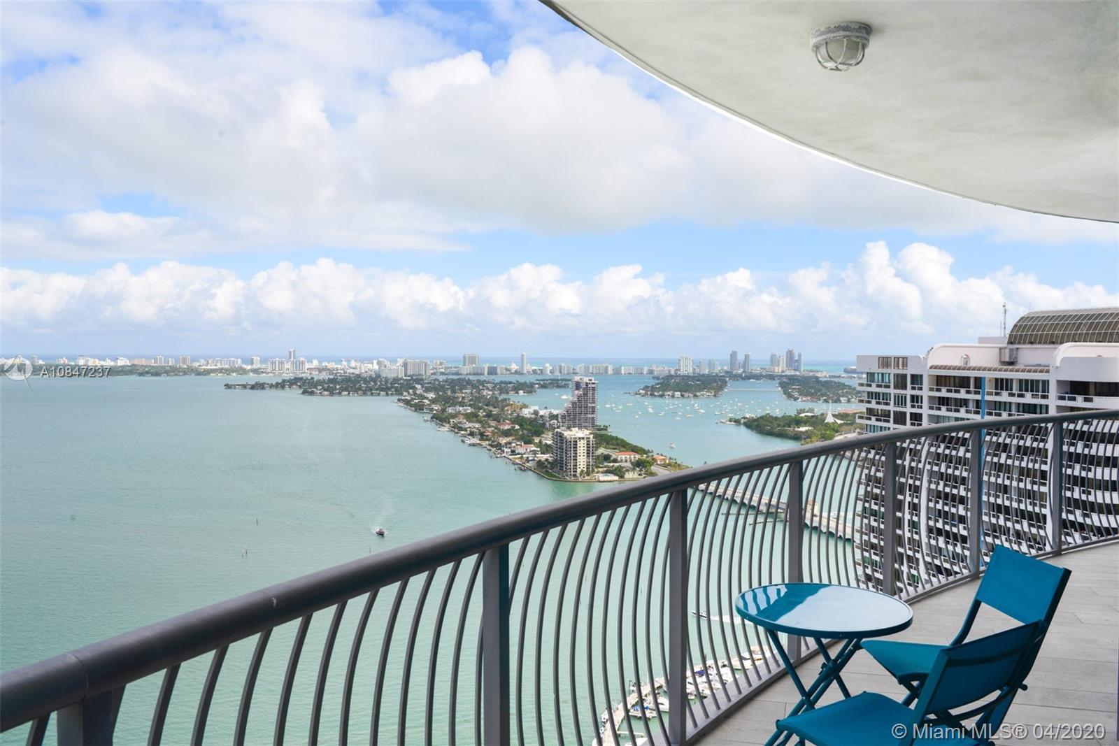 1750 N Bayshore Dr # 4001, Miami, Florida 33132, 2 Bedrooms Bedrooms, ,2 BathroomsBathrooms,Residential,For Sale,1750 N Bayshore Dr # 4001,A10847237