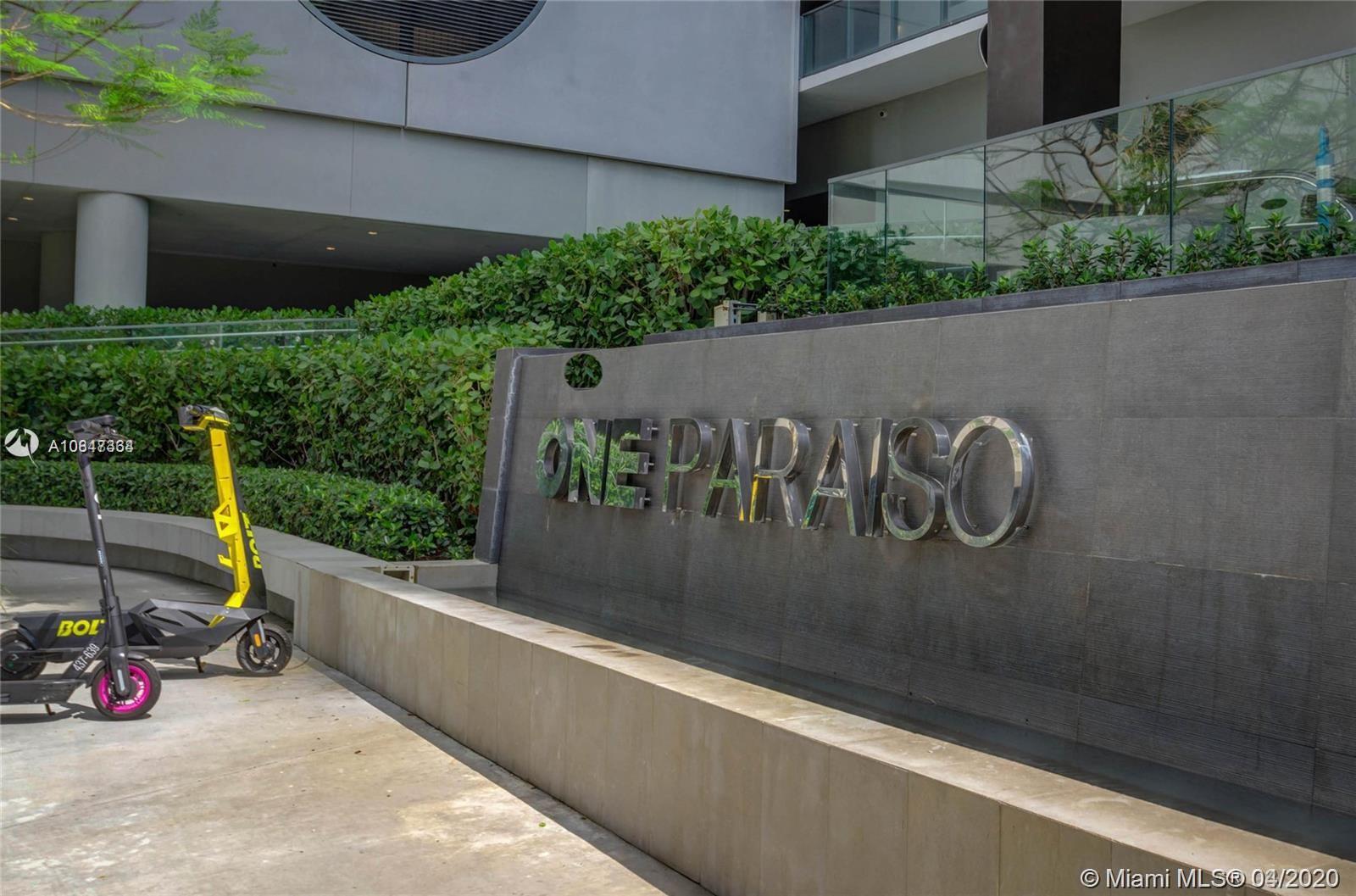 One Paraiso #4501 - 3131 NE 7th Ave #4501, Miami, FL 33137