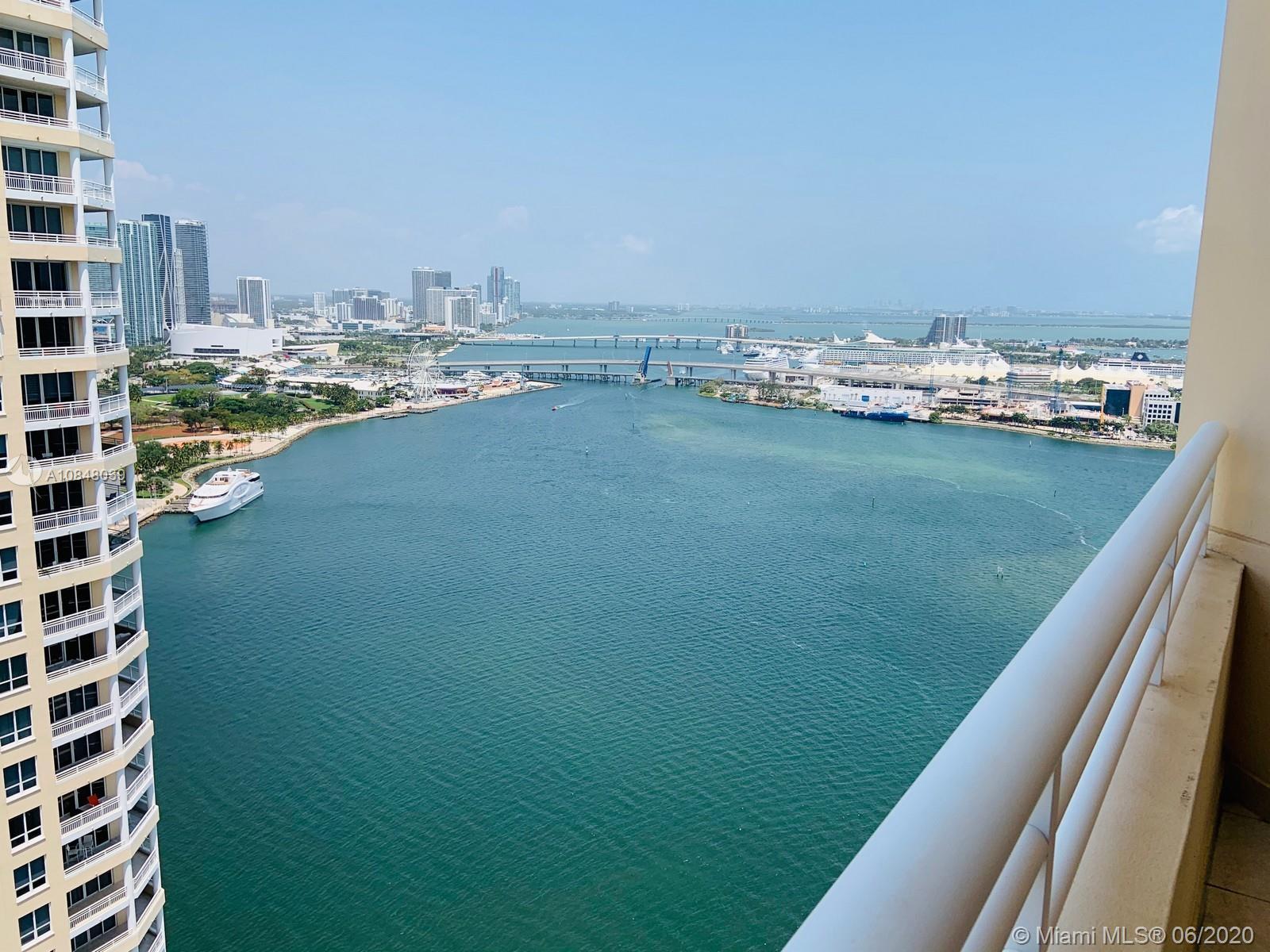 Two Tequesta Point #3403 - 808 Brickell Key Dr #3403, Miami, FL 33131