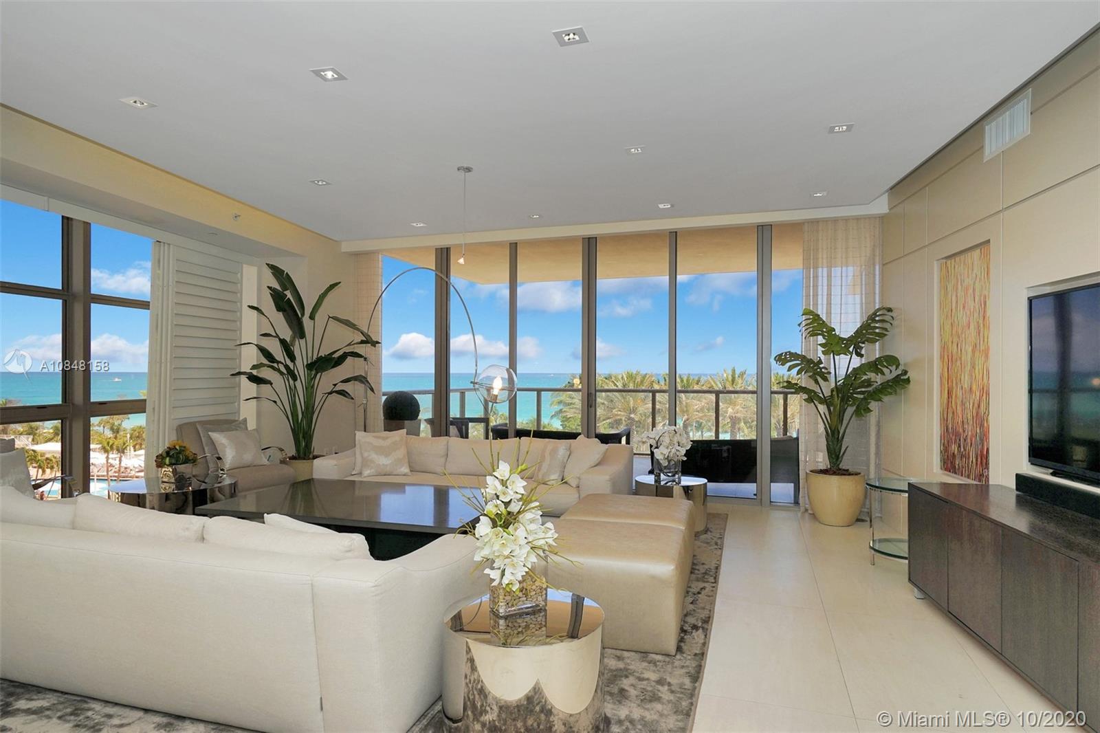 St Regis Bal Harbour North Tower #501N - 9705 Collins Ave #501N, Bal Harbour, FL 33154