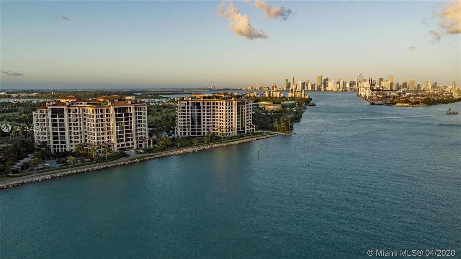 6832 Fisher Island Drive #6832 photo032