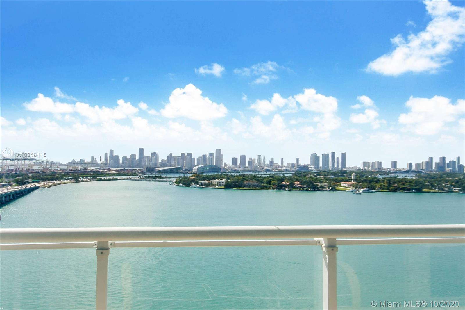 Bentley Bay South Tower #1404 - 520 West Ave #1404, Miami Beach, FL 33139
