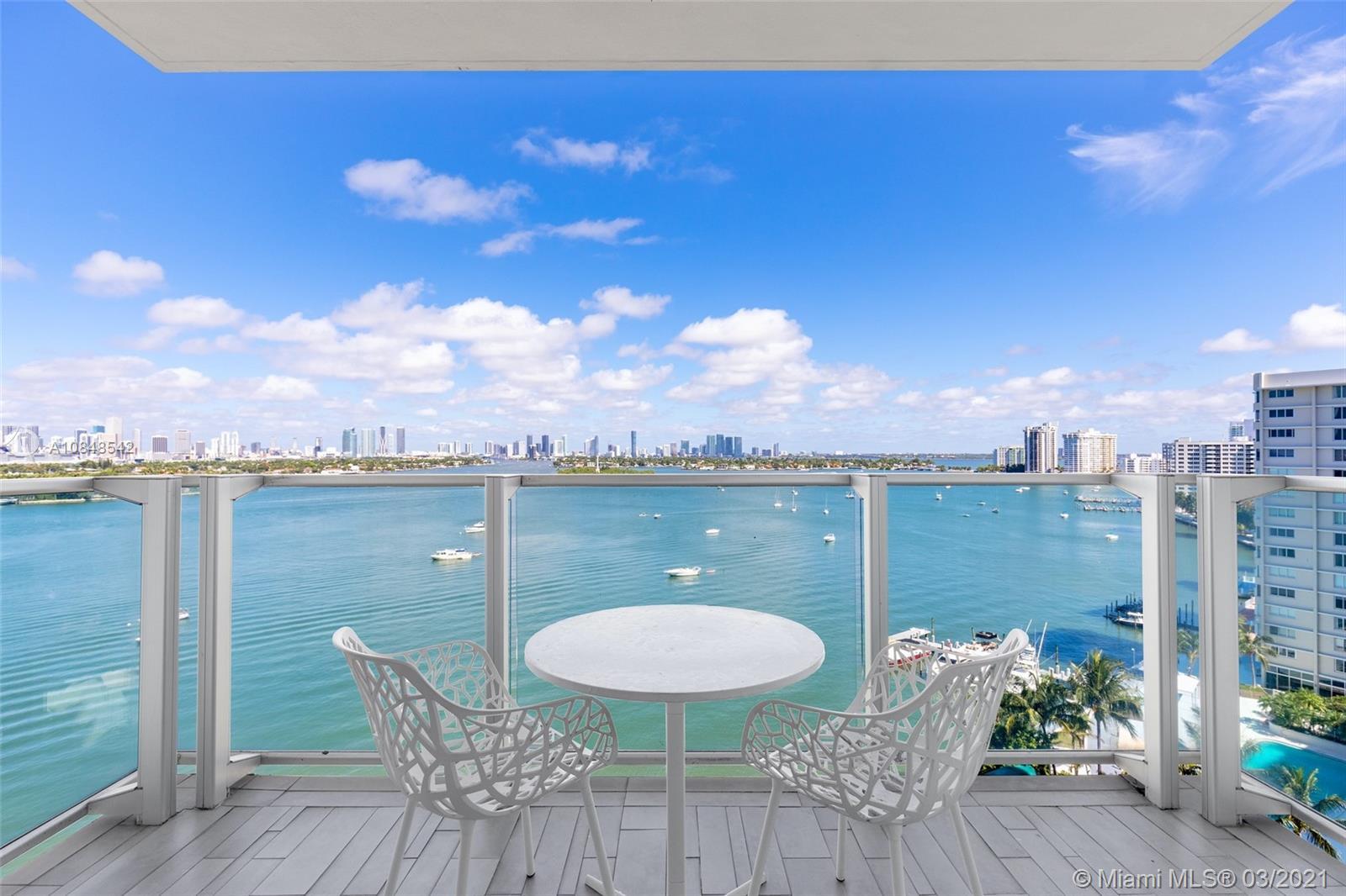 Mondrian South Beach #1222 - 1100 West Ave #1222, Miami Beach, FL 33139