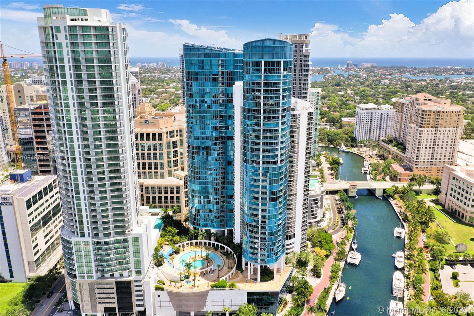 Property for sale at 333 Las Olas Way Unit: 3506/3507, Fort Lauderdale,  Florida 33301