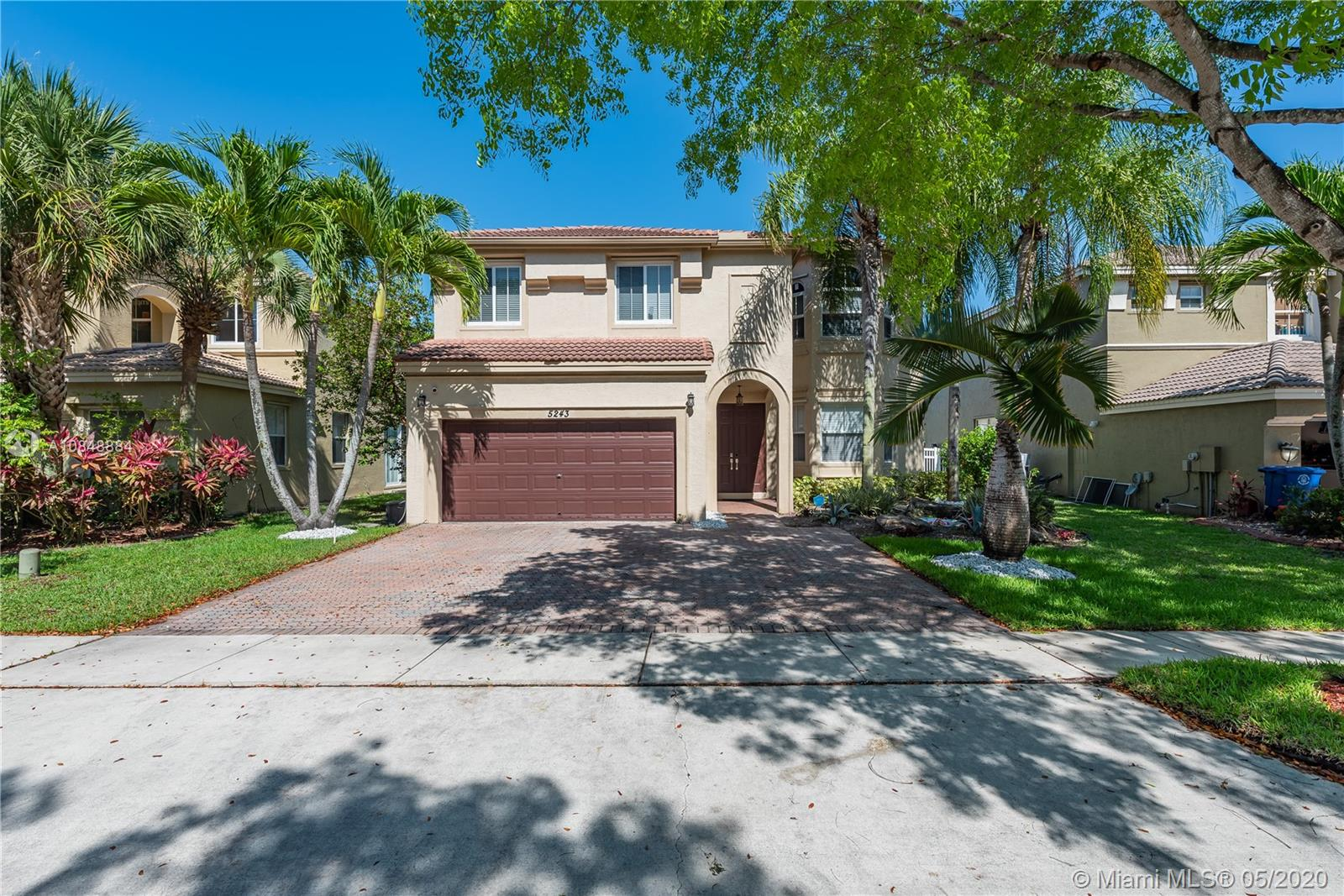 Property for sale at 5243 SW 158th Ave, Miramar,  Florida 33027