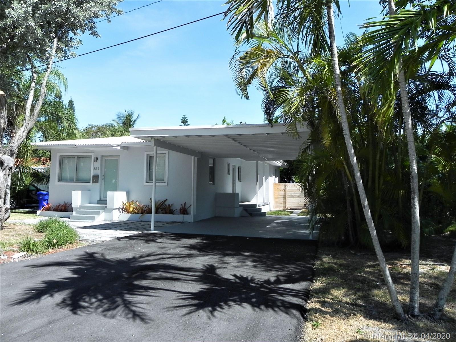 861 NE 70th St, Miami, Florida 33138, 3 Bedrooms Bedrooms, ,2 BathroomsBathrooms,Residential,For Sale,861 NE 70th St,A10849088