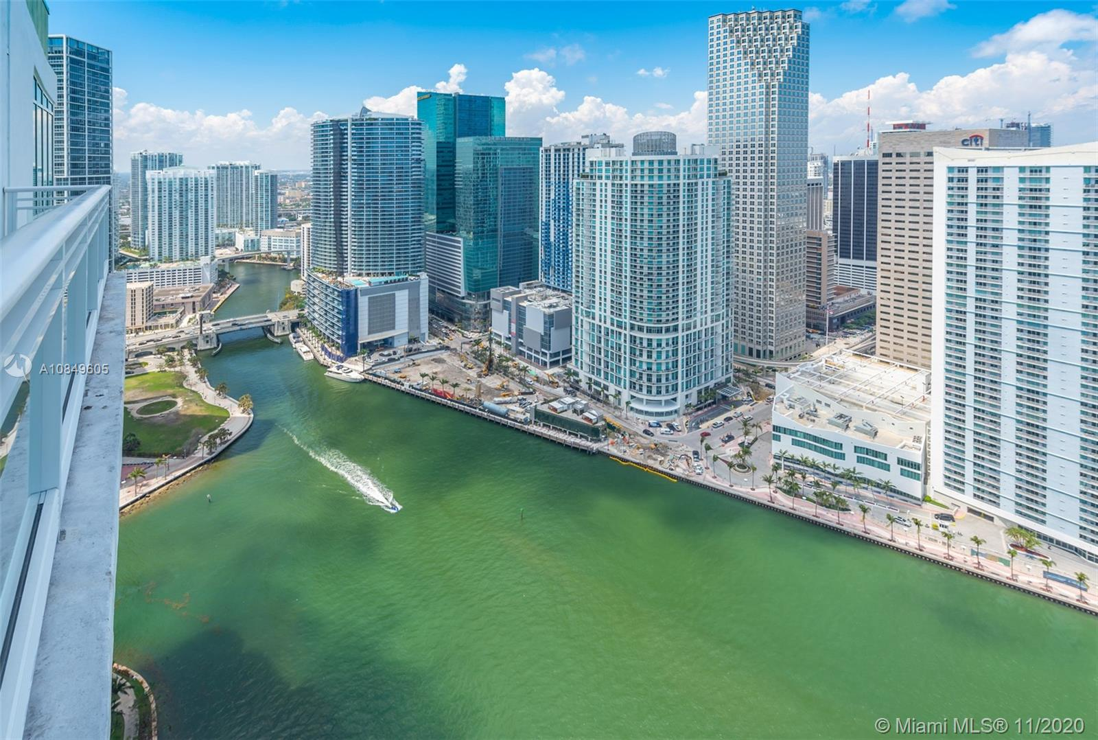 Photo of 900 Brickell Key Blvd #PH02 listing for Sale