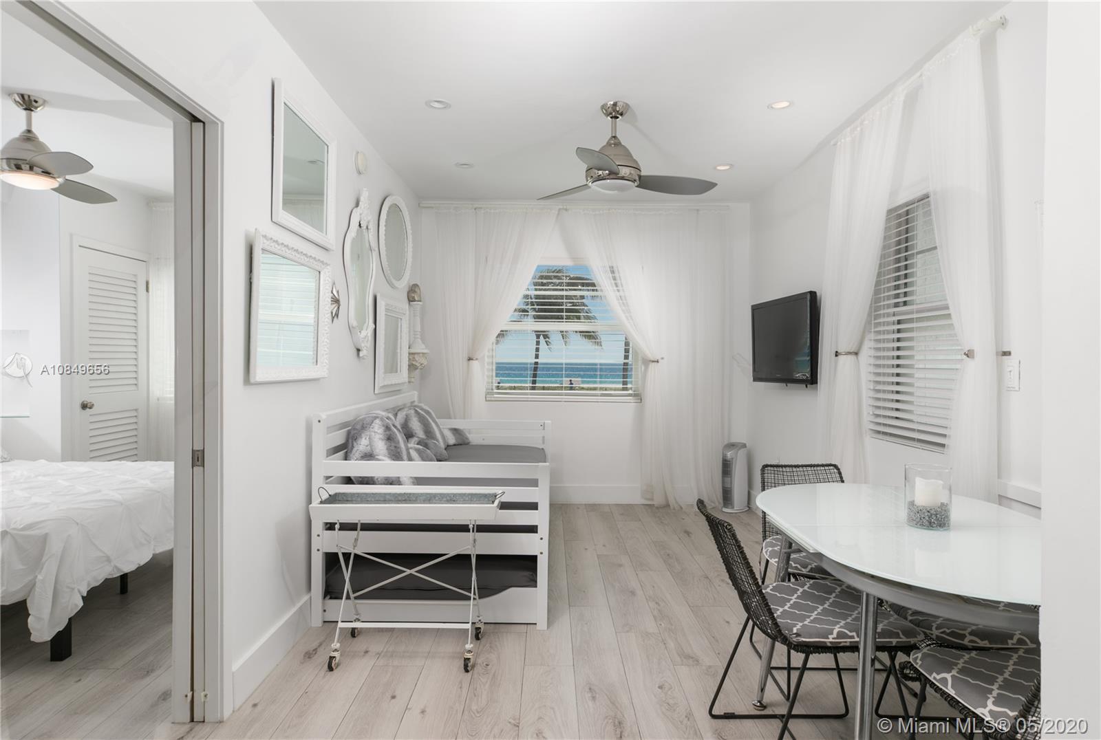 335 Ocean Dr # 239, Miami Beach, Florida 33139, 1 Bedroom Bedrooms, ,1 BathroomBathrooms,Residential,For Sale,335 Ocean Dr # 239,A10849656