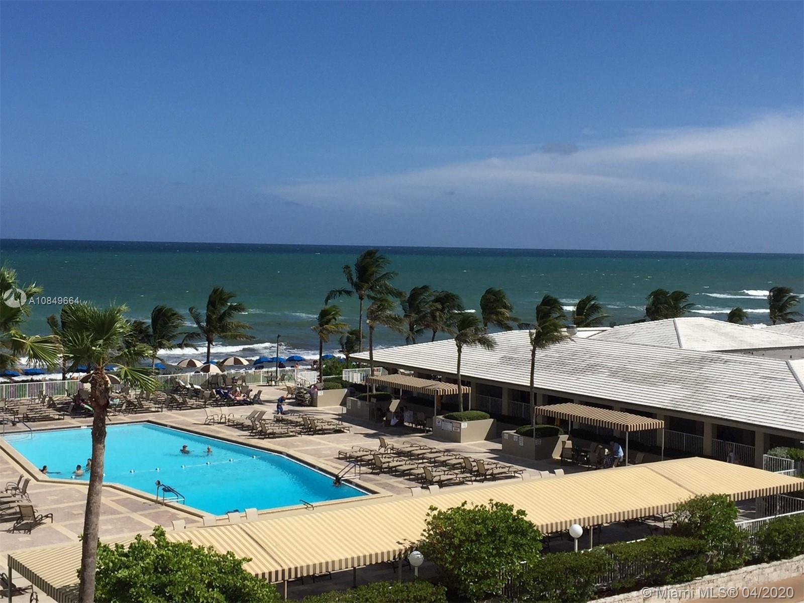The Hemispheres One #4A - 1950 S Ocean Dr #4A, Hallandale Beach, FL 33009