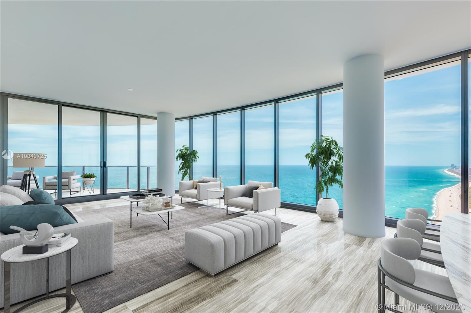 Ritz Carlton Residences #4105 - 15701 Collins Ave #4105, Sunny Isles Beach, FL 33160