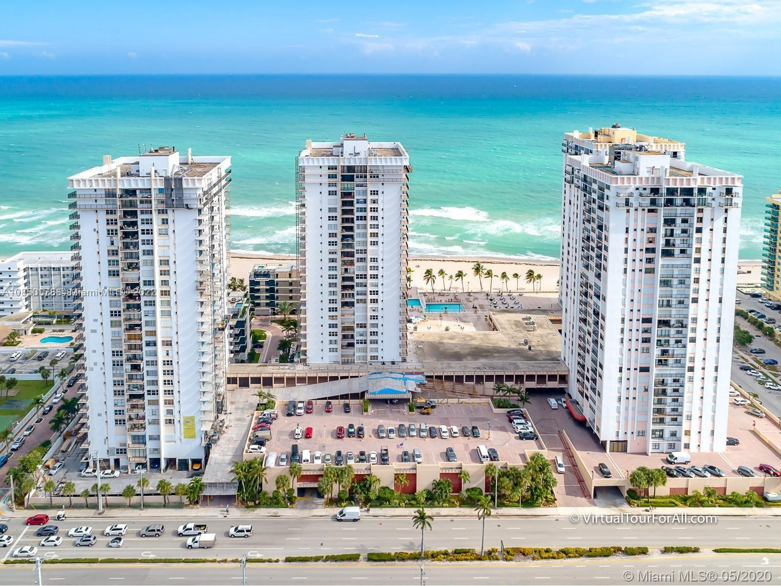 Grenoble, Tower 4 #205 - 2101 S Ocean Dr #205, Hollywood, FL 33019