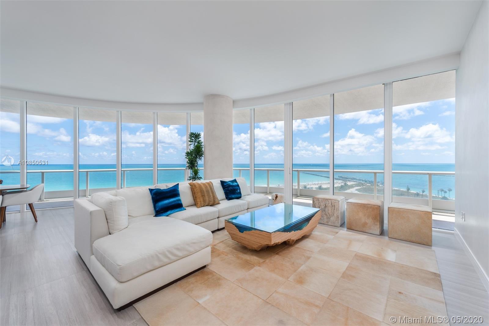 Continuum South #1006 - 100 S Pointe Dr #1006, Miami Beach, FL 33139