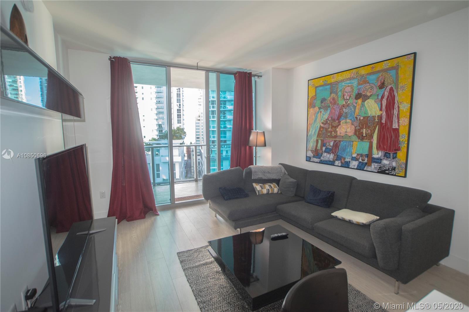 1100 Millecento #1511 - 1100 S Miami Ave #1511, Miami, FL 33130