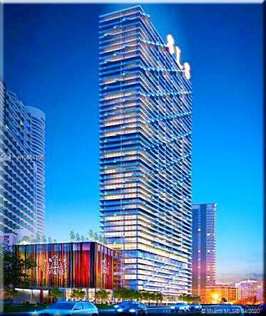 SLS Brickell #4601 - 1300 S Miami Ave #4601, Miami, FL 33130