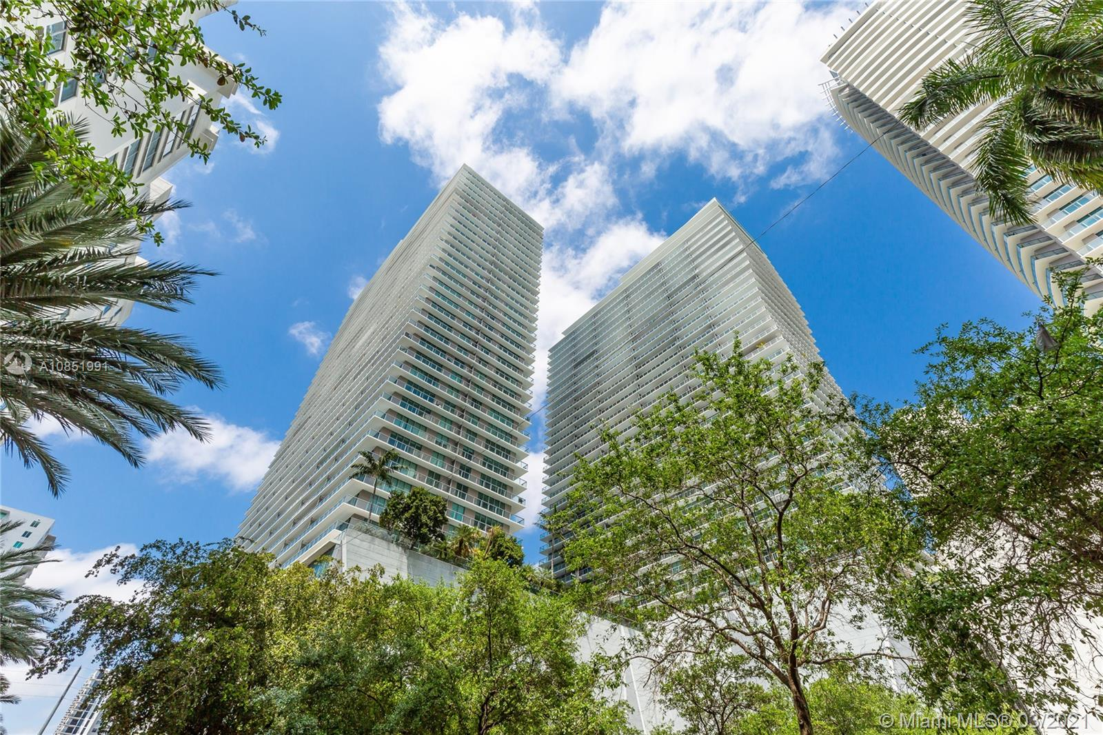 Axis on Brickell South Tower #2807-S - 79 SW 12th St #2807-S, Miami, FL 33130