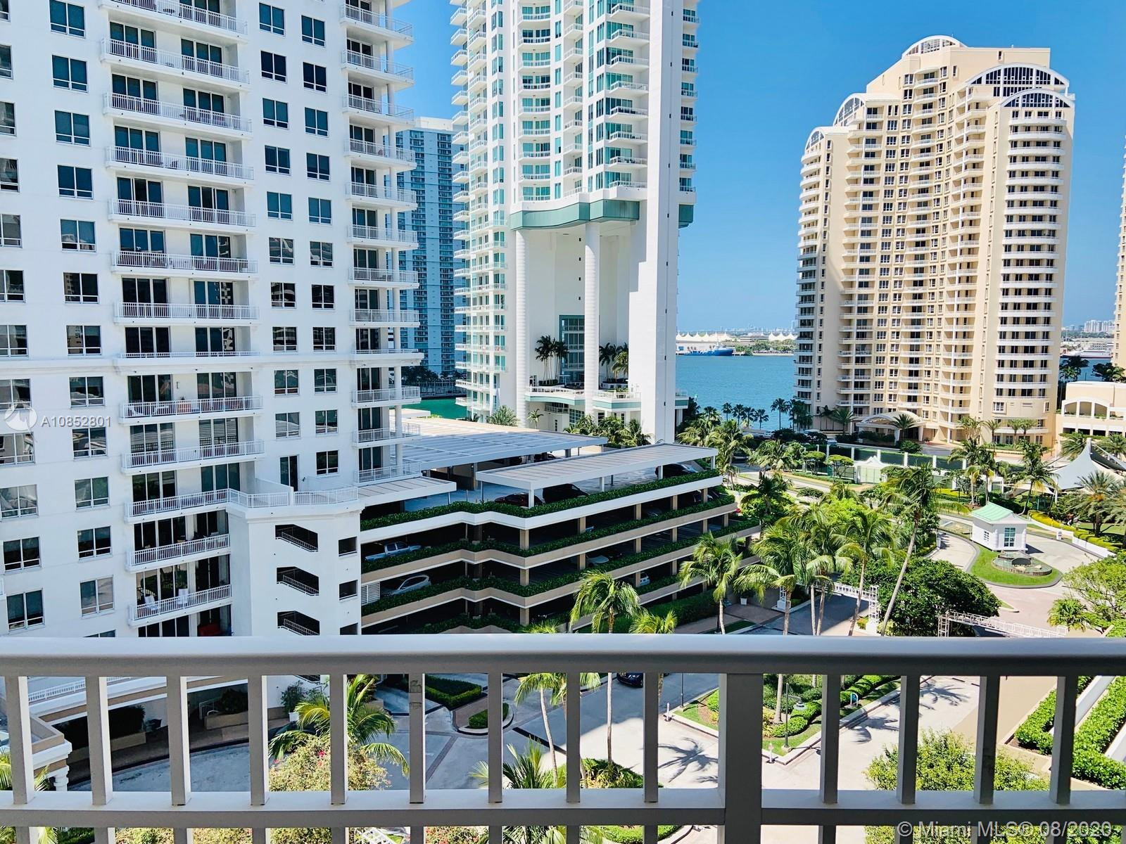 Courvoisier Courts #1106 - 701 Brickell Key Blvd #1106, Miami, FL 33131