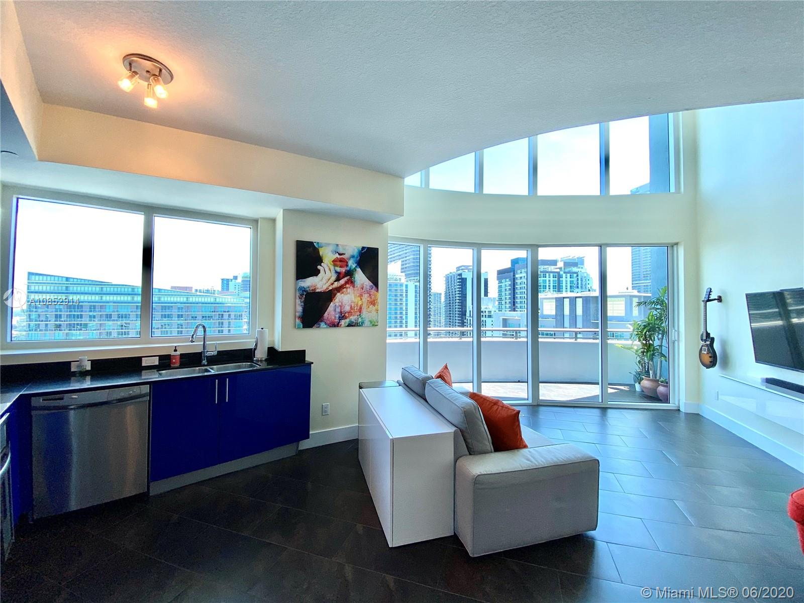 60 SW 13th St # 3426, Miami, Florida 33130, 3 Bedrooms Bedrooms, ,3 BathroomsBathrooms,Residential,For Sale,60 SW 13th St # 3426,A10852914