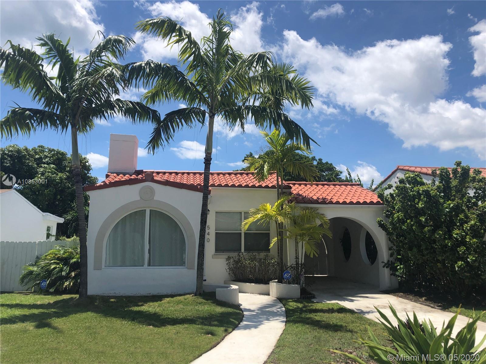 540 NE 74th St, Miami, Florida 33138, ,Residential Income,For Sale,540 NE 74th St,A10853001