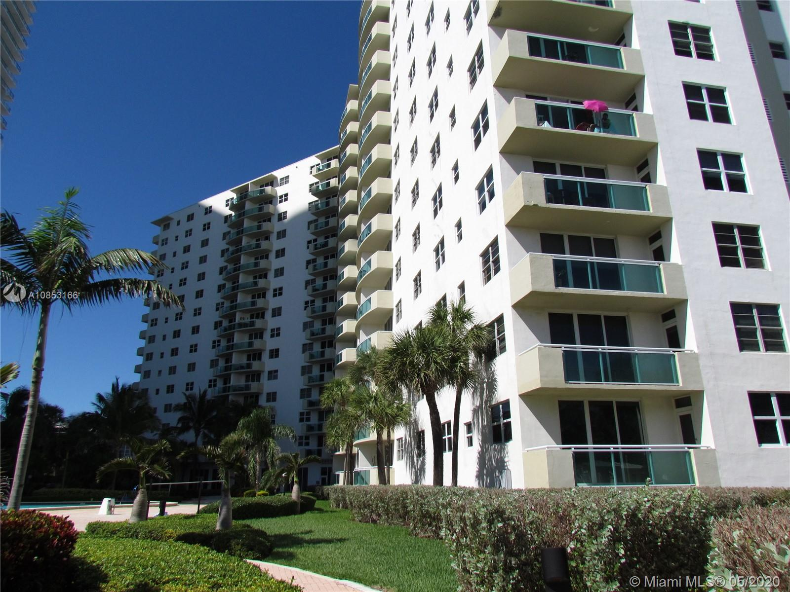 Residences on Hollywood East Tower #1545 - 3001 S Ocean Dr #1545, Hollywood, FL 33019