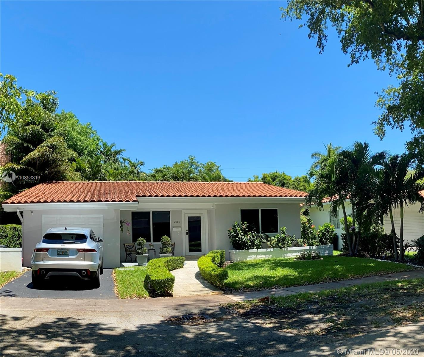 341 Aledo Ave, Coral Gables, Florida 33134, 2 Bedrooms Bedrooms, ,2 BathroomsBathrooms,Residential,For Sale,341 Aledo Ave,A10853316