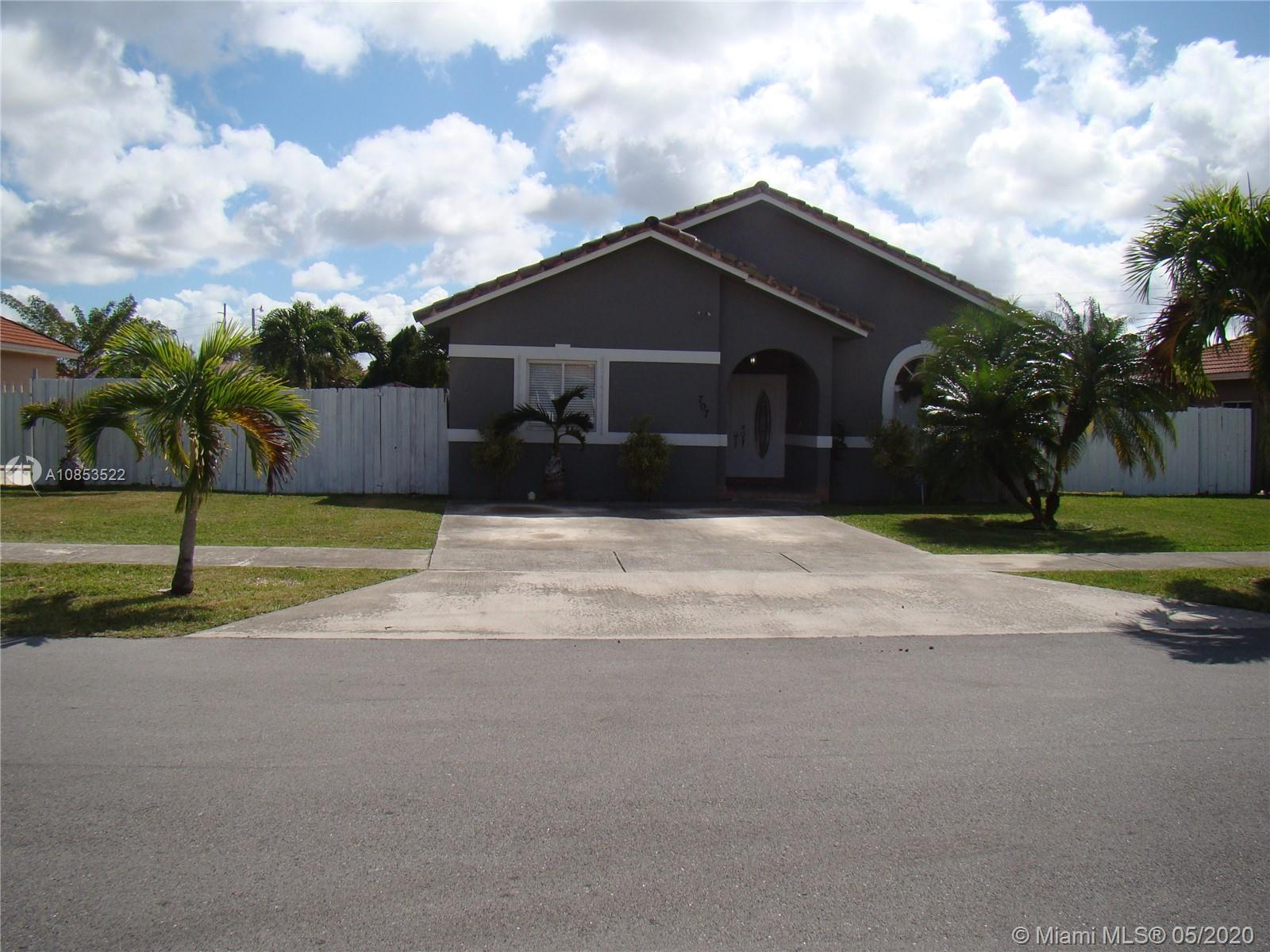 707 SE 12th Ter, Homestead, Florida 33033, 3 Bedrooms Bedrooms, ,2 BathroomsBathrooms,Residential,For Sale,707 SE 12th Ter,A10853522