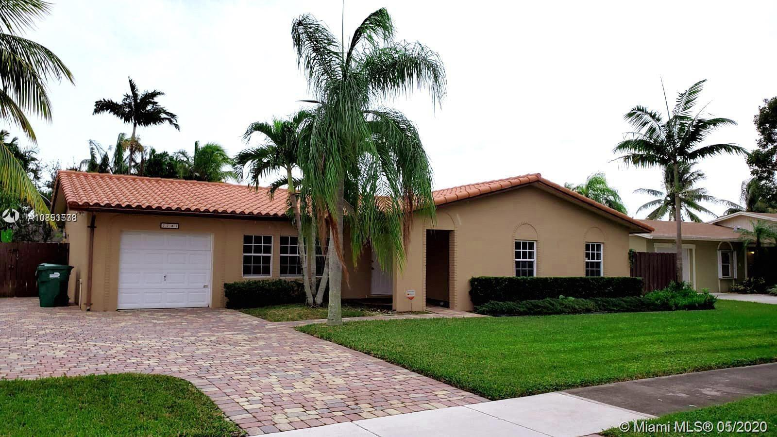 7731 SW 127 Dr., Miami, Florida 33183, 4 Bedrooms Bedrooms, ,2 BathroomsBathrooms,Residential,For Sale,7731 SW 127 Dr.,A10853538