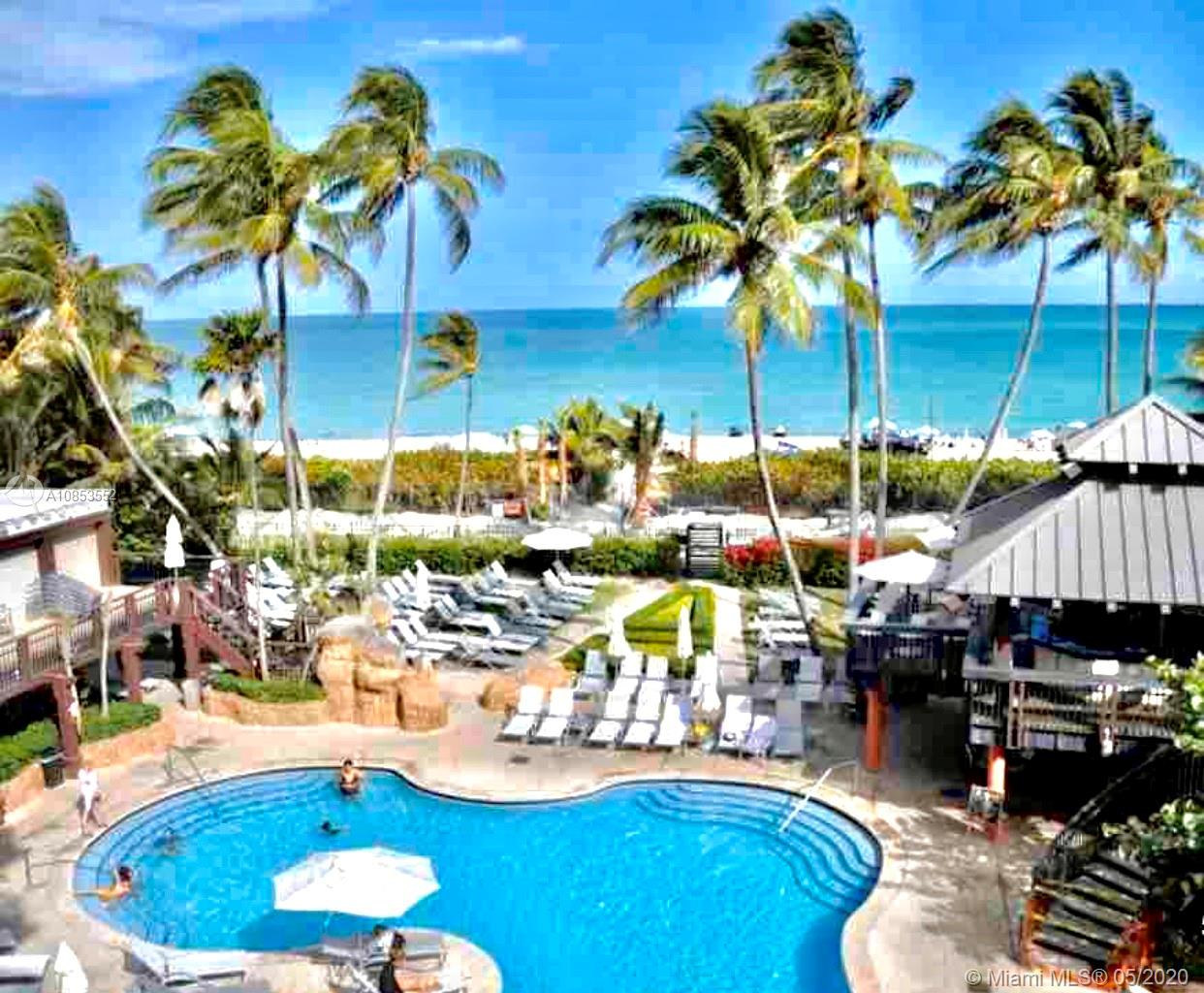 The Alexander #1205 - 5225 Collins Ave #1205, Miami Beach, FL 33140