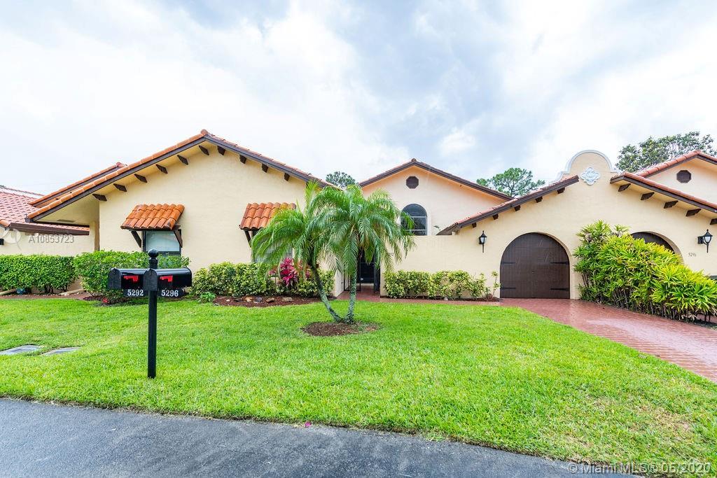 5292 Bolero Cir, Delray Beach, Florida 33484, 3 Bedrooms Bedrooms, 1 Room Rooms,2 BathroomsBathrooms,Residential,For Sale,5292 Bolero Cir,A10853723