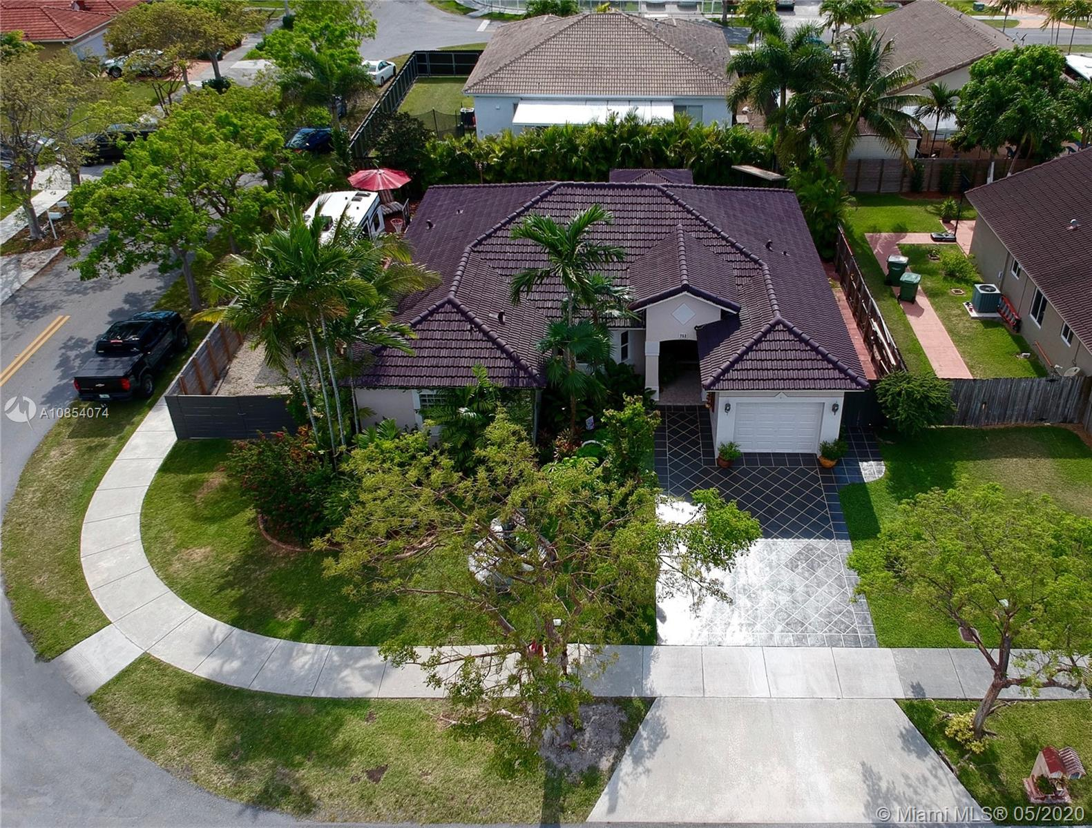 712 SE 14th Ave, Homestead, Florida 33033, 3 Bedrooms Bedrooms, ,2 BathroomsBathrooms,Residential,For Sale,712 SE 14th Ave,A10854074