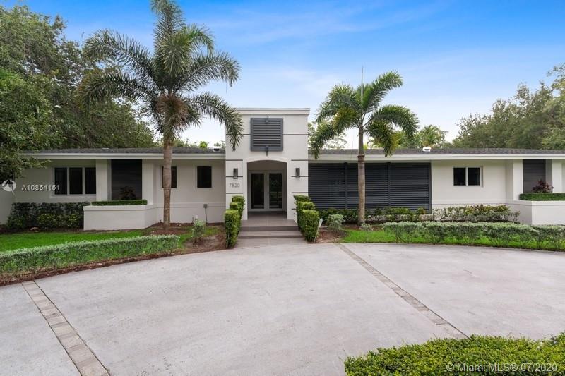 Pine Tree Estates - 7820 SW 126th Ter, Pinecrest, FL 33156