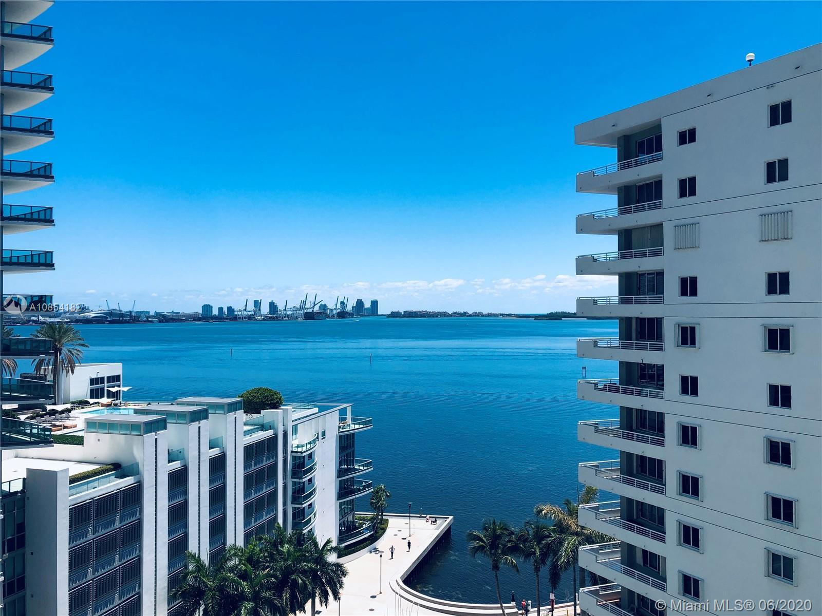 Emerald at Brickell #1101 - 218 SE 14th St #1101, Miami, FL 33131