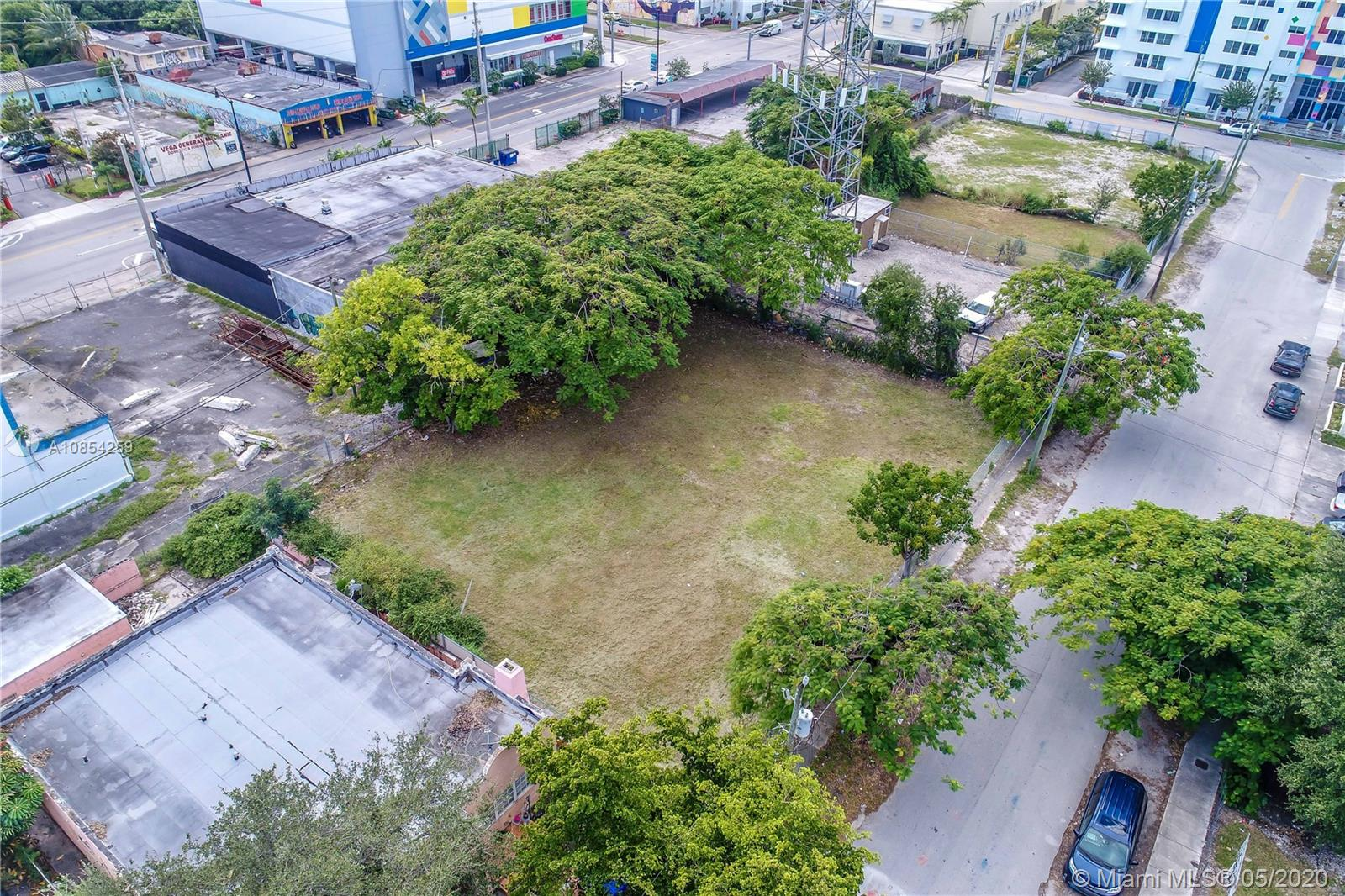 344 & 356 NW 37th St, Miami, Florida 33127, ,Land/boat Docks,For Sale,344 & 356 NW 37th St,A10854259