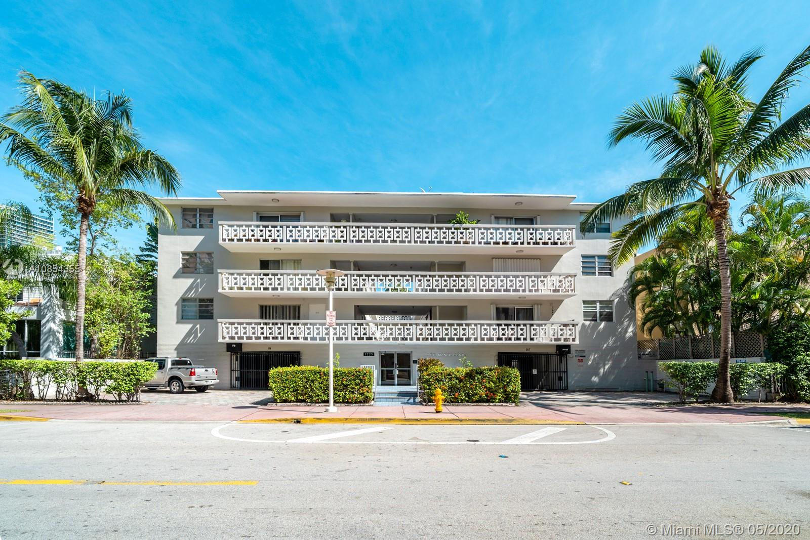 1725 James Ave # 17, Miami Beach, Florida 33139, 1 Bedroom Bedrooms, ,1 BathroomBathrooms,Residential,For Sale,1725 James Ave # 17,A10854355